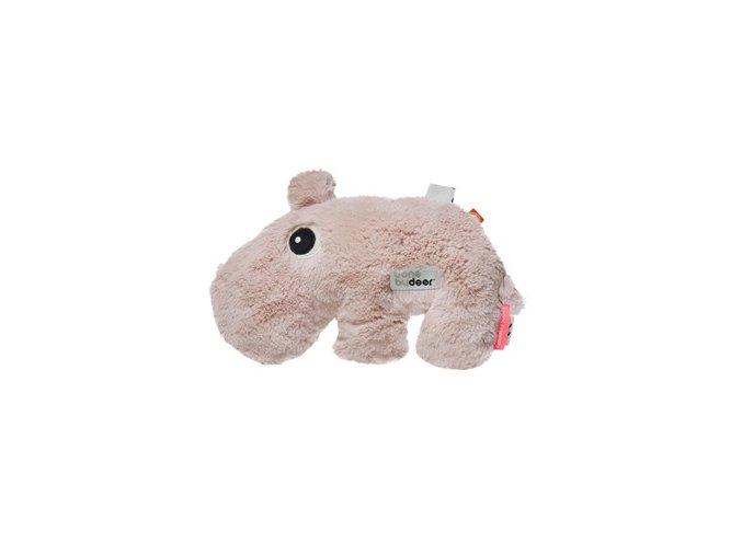 Mazlivá hračka Ozzo malá, růžová