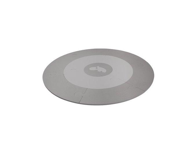 Pěnová hrací podložka - šedá
