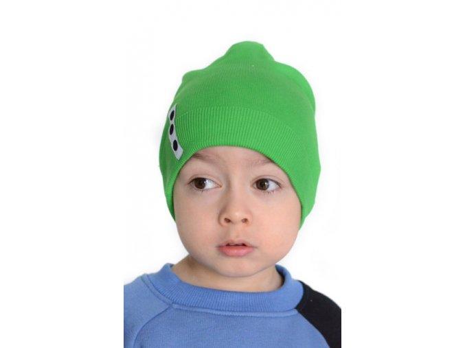5017 cza0216 czapka dziecieca fit grass 4