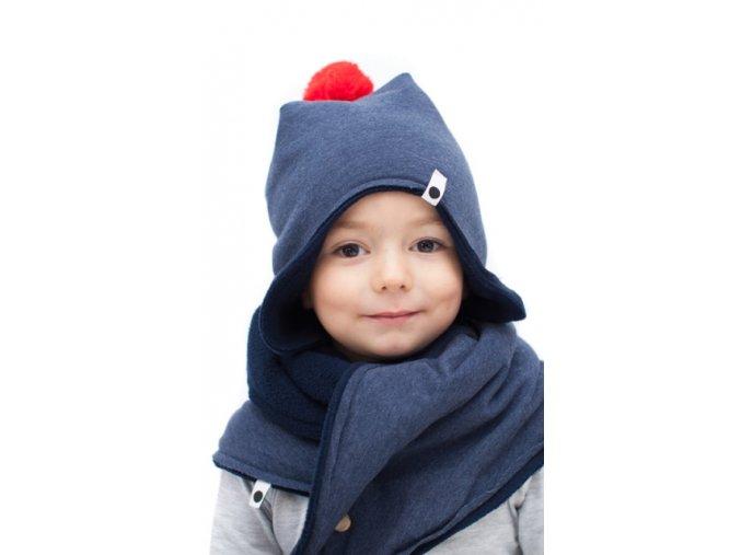 4847 cza031110 czapka zimowa a la jeans 2