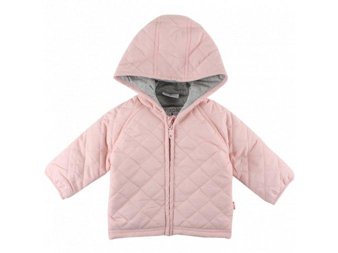 Fixoni Prošívaná bunda - růžová