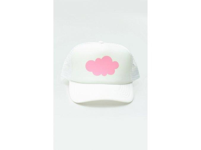 5555 cap01ff22 czapka z daszkiem pink cloud 1