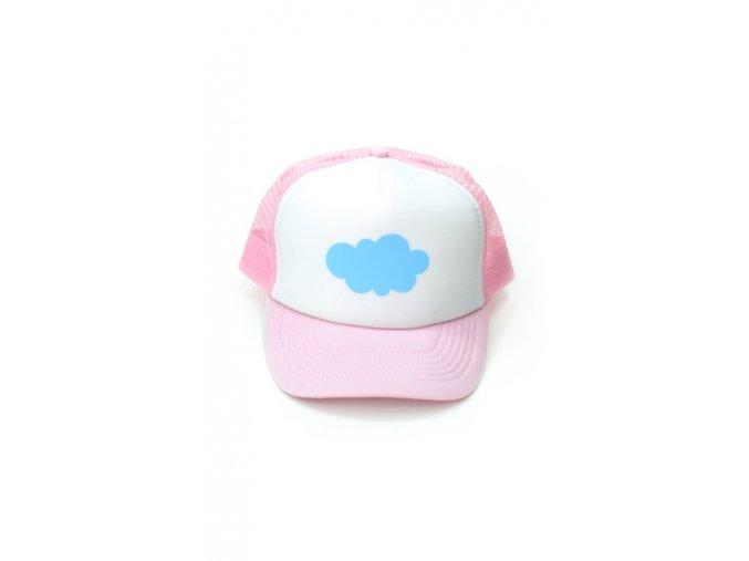 5551 cap012207 czapka z daszkiem blue cloud 2