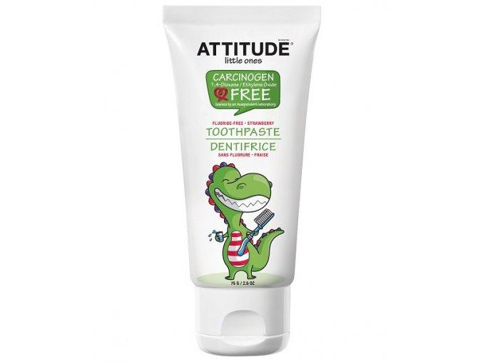 attitude toothpaste