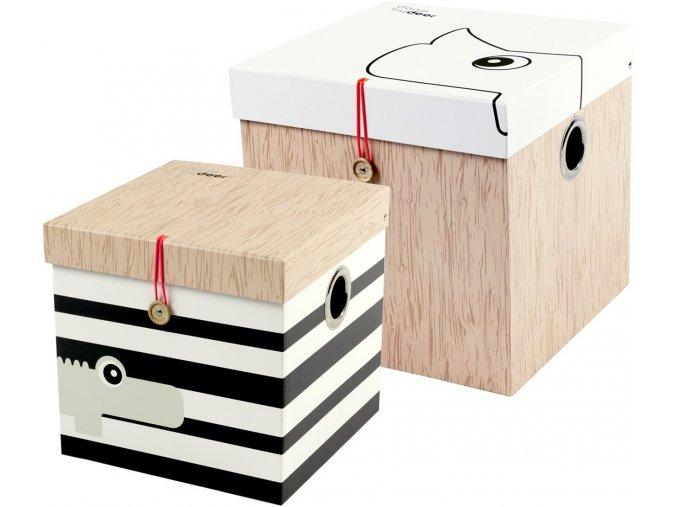 Úložný box - 2ks velký