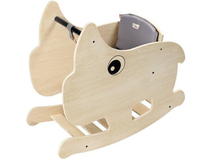Dřevěné houpadlo Nozo
