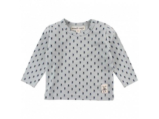 Bavlněné triko Fly Small rags - mint