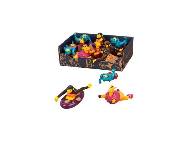 B.toys Natahovací zvířátka do koupele