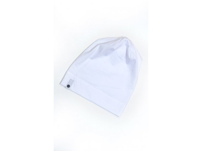 Letní čepice - bílá