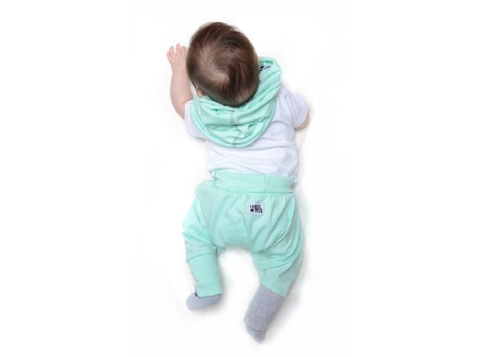 Kalhoty mini mini (jaro/léto) - mint