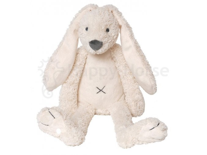 Smetanový králíček Richie 38cm