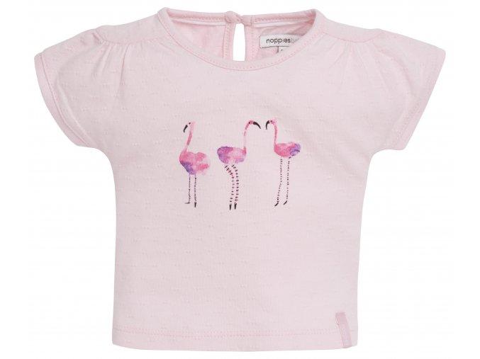 Triko Evy Flamingo - růžové