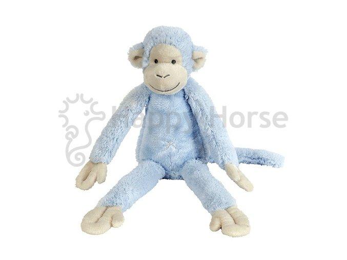 Modrá opička Mickey 43cm