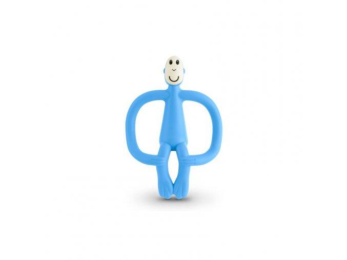 hryzatko a zubna kefka matchstick monkey svetlo modra
