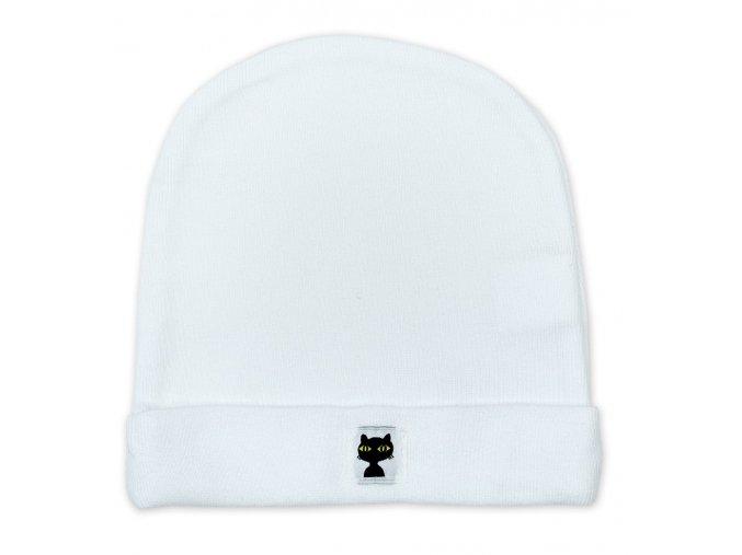 Bavlněná čepice Simple