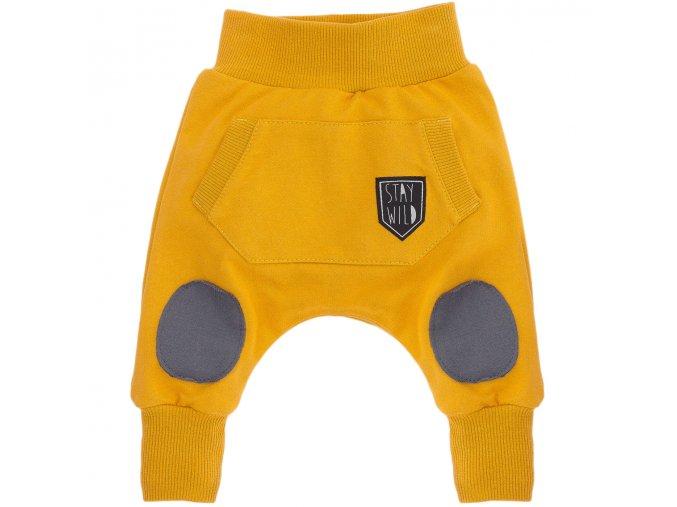 Kalhoty Wild Boy - žluté