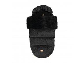 Footmuff Black velvet AW19(1)