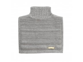 Neckwarmer, grey