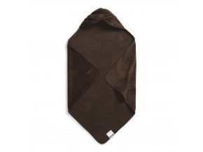hooded towel chocolate bow elodie details 70660127141NA 1 1000px