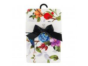 Pearl Velvet Blanket Rose Garden