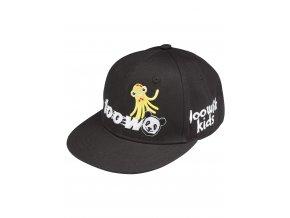Octopus Snapback Black 01
