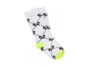Socks Dots Neon 01
