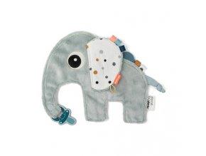 2837 1 pritulka slonik elphee modra