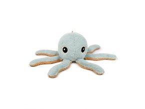 Mazlivá hračka Jelly velká - modrá