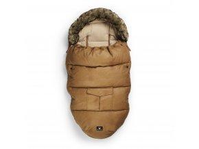 Fusak do kočárku Elodie Details - Chestnut Leather