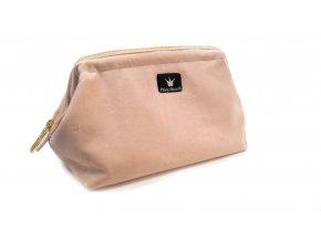 Příruční taška Zip & Go Powder Pink