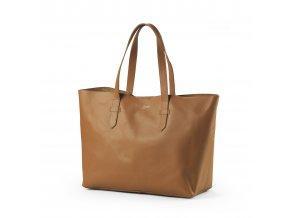 Přebalovací taška Elodie Details z pravé kůže - Chestnut Leather