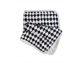 Bavlněná deka Elodie Details - Graphic Grace