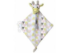 Žirafka Georgy - přítulka