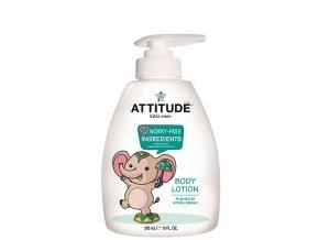 attitude mleko