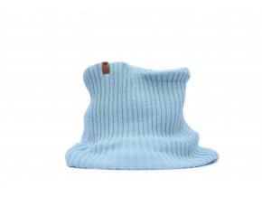 Zimní pletený šál Granha - ice