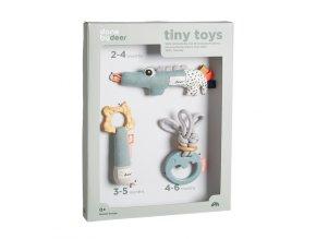 Tiny aktivní hračky - dárkový set
