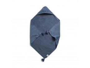 1038702 Hooded Towel Tender Blue 1000px
