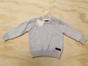 Pletený svetr Losan - Šedý