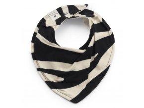 DryBib Zebra Sunshine 103444 1