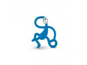 hryzatko a zubna kefka dancing monkey modra