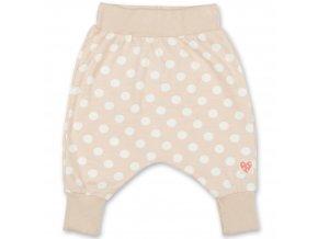 Kalhoty Pikolina - béžové