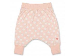 Kalhoty Pikolina - růžové