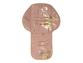 Podložka Bjällra of Sweden - Pink Golden