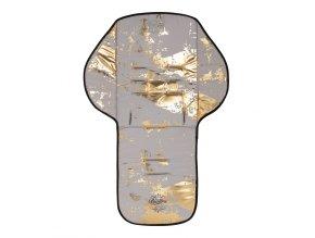 Podložka Bjällra of Sweden - Grey Golden