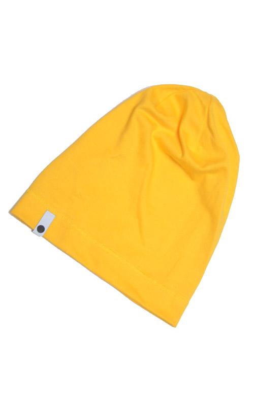 Letní čepice - žlutá Velikost: 40/42