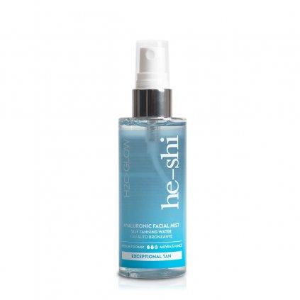 He-Shi H2O Glow Hyaluronic Facial Mist samoopalovaci voda