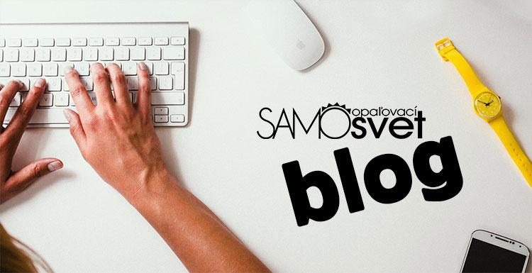 Samoopalovacisvet od dnes bloguje