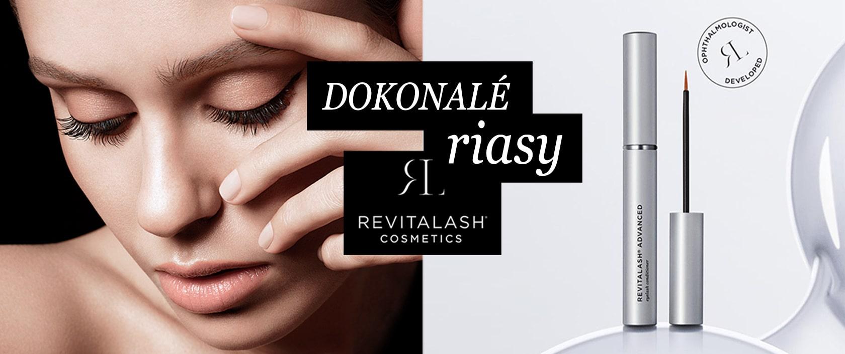 Samoopalovacisvet - RevitaLash®