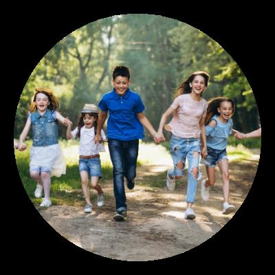 10 tipů na dětské venkovní hry