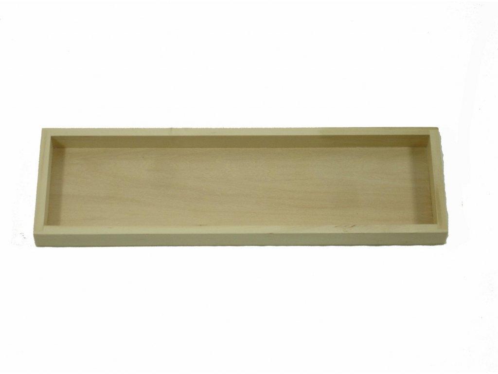 Podložka na 45 kusů dřevěných stovkových čtverců